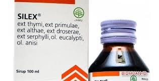 Obat Silex obat batuk silex untuk ibu menyusui efek sing dosis hingga