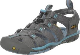 clearwater cnx w outdoor sandals grey blue