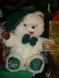 stuffed teddy bears walmart com vintage walmart snowflake teddy replacement loveys pinterest