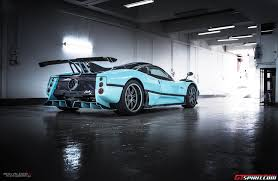 pagani hypercar pagani zonda 760rsjx is a unique hypercar as mad as a box of frogs