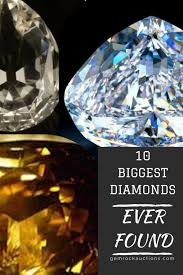 golden jubilee diamond size comparison the 10 biggest diamonds in the world gem rock auctions