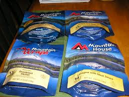 missys product reviews mountain house food rations