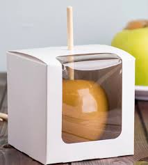 candy apples boxes candy apple favor boxes 12ct 2 free total of 14 boxes