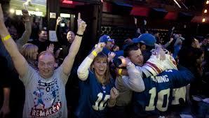 cbs thanksgiving football nyc u0027s best sports bars for nfl football cbs new york
