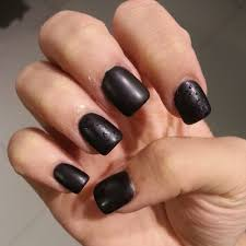 natural oval pointed gel nail yelp