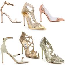 wedding shoes gold best designer wedding shoes of 2016 and 2017