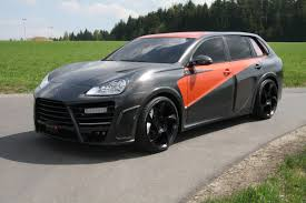 Porsche Cayenne 955 Tuning - mansory tuning car tuning part 3