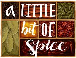 recipe index a little bit of spice