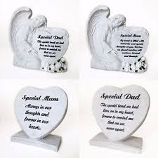 effect grave ornaments engraved tribute