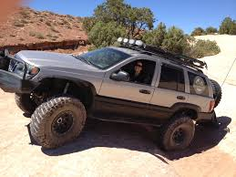 jeep cherokee off road tires jeep grand cherokee wj safari roof rack kevinsoffroad com