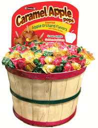 where can i buy caramel apple lollipops tootsie roll candy caramel apple bushel basket apple orchard