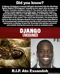 Your Meme - r i p ato essandoh internet death hoaxes know your meme