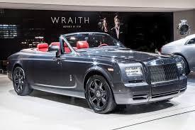 on 560k rolls royce phantom drophead coupe new york auto