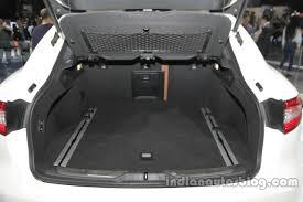 maserati china maserati levante boot at auto china 2016 indian autos blog