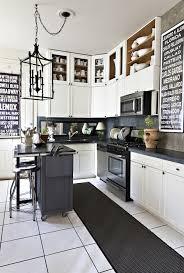 Kitchen Without Upper Cabinets by Doorless Kitchen Cabinets Design Ideas