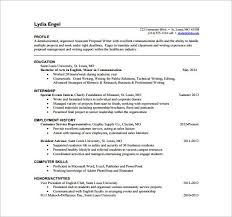 college student resume sles for summer jobs employment history template college student resume template in ms