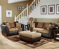 Ashley Furniture Loveseat Recliner Chair U0026 Sofa Have An Interesting Living Room With Ashley