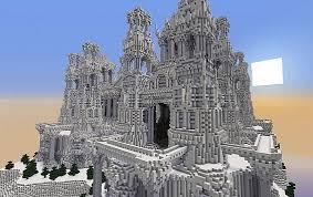 quartz minecraft building ideas castle island 3 minecraft
