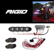Rigid Rock Lights Accessories Kc Trends