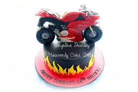 ducati bike cake