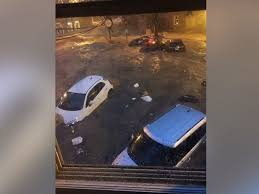 flash flooding storms cause havoc in parts of maryland and new