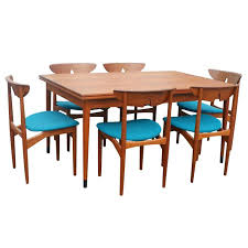 Teak Dining Room Tables Scandinavian Dining Chairs Teak Dining Room Furniture Photo Of