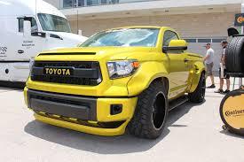 yellow toyota truck 2016 trd pro rcsb toyota tundra rutledge wood