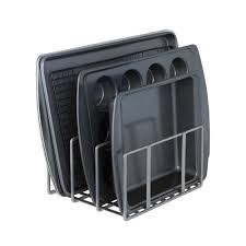 Kitchen Cabinet Organizers Home Depot Seville Classics 8 5 In X 10 In X 5 5 In Kitchen Pantry And