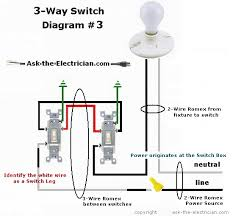 how to wire 3 way switches
