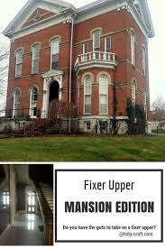 most recent fixer upper fixer upper mansion edition follow a young couple on their