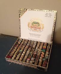 organize stud earrings cigar box earring holder for stud earrings diy