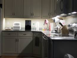 Under Sink Kitchen Cabinet Pretty Led Lights Under Kitchen Cabinets Featuring White