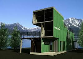shipping containers used as homes innovative architects turn used