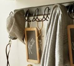 Pottery Barn Shelf With Hooks Mounted Coat Rack Shelf Foter