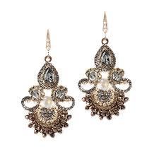 Morrocan Chandelier Theia Jewelry Theia Jewelry Moroccan Chandelier Earrings In