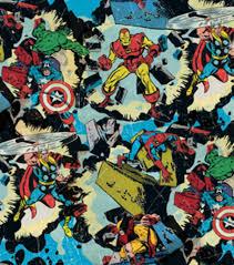 Marvel Baby Bedding Marvel Comics Fabric Superhero Fabric Joann