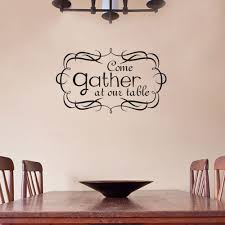 Dining Room Quotes Dining Room Quotes 28 Images You Are Rich Or Poor Wall Decal