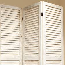 wooden slat room divider screen 6 panel cream u2013 room dividers uk