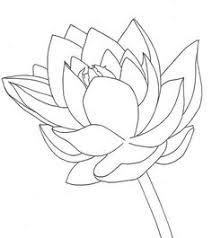 image result for lotus flower drawing sketch beez dezigns