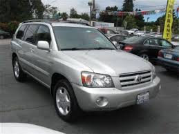 2005 toyota highlander towing capacity used 2005 toyota highlander for sale pricing features edmunds