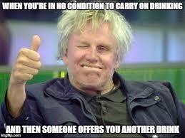 Gary Busey Meme - gary busey approves meme generator imgflip