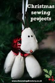 Reindeer Christmas Decorations Make by 154 Best Christmas Sewing Projects Images On Pinterest Christmas