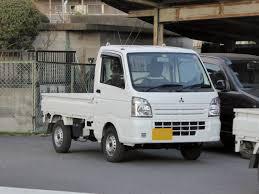 mitsubishi trucks file mitsubishi minicab truck m ds16t front jpg wikimedia commons