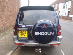 mitsubishi shogun 3 2 turbo diesel 7 seat 4x4 nice clean tidy jeep