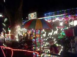 best christmas decorated house hampton va set to manheim