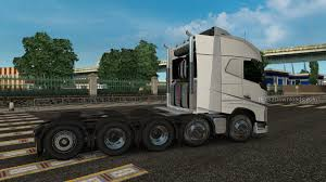 volvo bus and truck volvo fh16 2012 8x4 and 10x4 by roadhunter v6 0 ets 2 mods