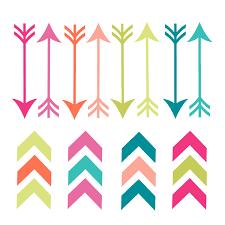 design clipart native american pencil and in color design