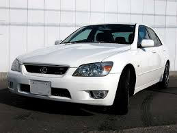 altezza car price stock list syousai toyota altezza as200 z edition for sale japan