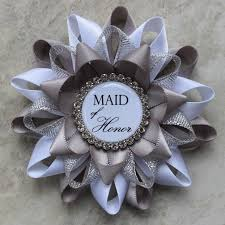 silver bridal shower decorations gift for mother of groom gift