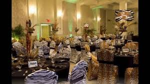 African Safari Home Decor Kitchen Party Themed Decorating Ideas Youtube